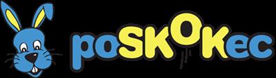 Poskokec Logo